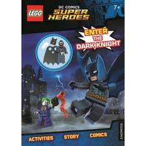 Lego DC Batman Enter the Dark Knight Book and Mini Figure £3.00 @ Smyths  (instore)
