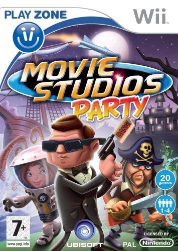 Movie Studio Party (Wii / Wii U) £2.99 @ Zavvi