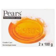 Pears Soap  2 x 100g For Only £1 instore / online @ Tesco