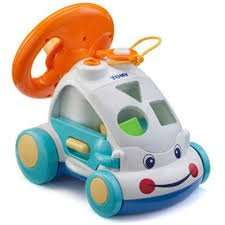Activity Auto Toy Tesco scans at £3.75 instore
