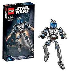 Lego Jango Fett - £7.49 (plus £3.95 del free over £50) @ Lego shop