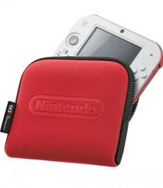 Official Red Nintendo 2DS Carry Case £4.79 Delivered @ mcs-electrical eBay