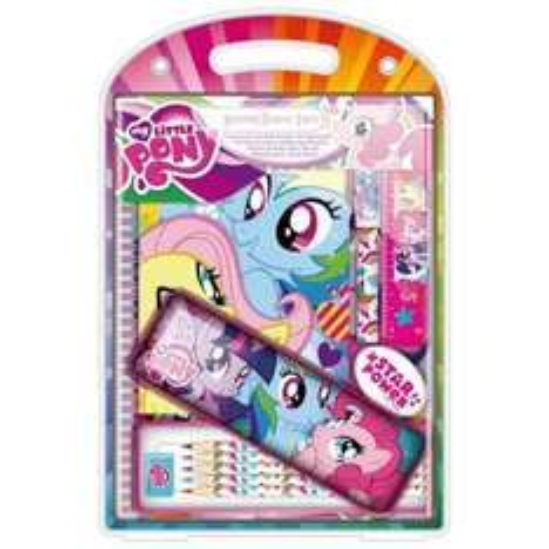 Bumper My little Pony pack £3.00 instore @ Smyths