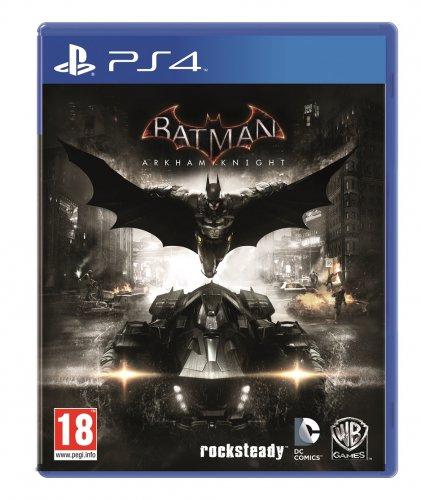 [PS4] Batman: Arkham Knight - £7.99 (Pre-owned) - Grainger Games