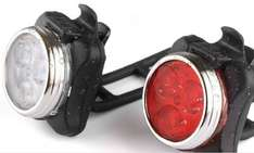 Witmoving LED Bike Lights Set Bicycle Waterproof USB Rechargeable £9.89 (Prime) / £13.88 (non Prime) Sold by RitzBuild and Fulfilled by Amazon