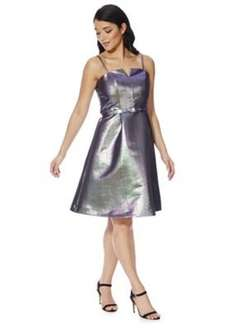 F&F Iridescent Fit and Flare Dress Reduced From 50 Quid to £5! - Free C&C