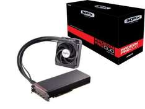 XFX R9 Radeon PRO DUO 8GB HBM HDMI 3 x DisplayPort PCI-E Graphics Card £699.99 Ebuyer