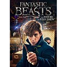 Wuaki - Fantastic Beasts and Where to Find Them digital copy to own £4.99 SD/£6.99 HD