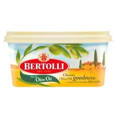 Bertolli Spread Original and Light 500g £1 was £2.06 @ Morrisons