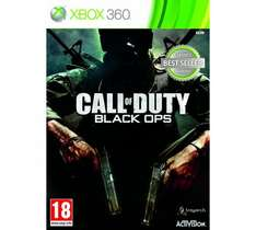 Black Ops Xbox 360 (backwards compatible on Xbox One) - £10.49 @ Argos