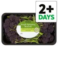 Purple Sprouting Broccoli 200G £1 Tesco