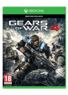 [Xbox One] Gears of War 4 - £17.84 - Base
