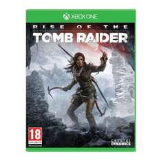 Rise of the Tomb Raider (XBox) £10.00 smyths instore/online