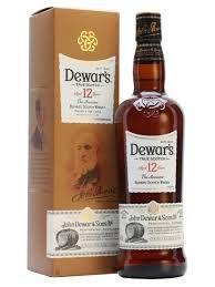 Dewar's whisky 12 years old £14.50 instore @ Tesco