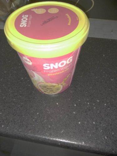 Snog frozen yogurt 2 for £1 instore Heron foods