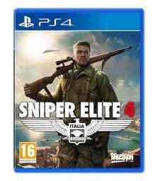 Sniper Elite 4 (PS4) £31.99 preowned @ Grainger games