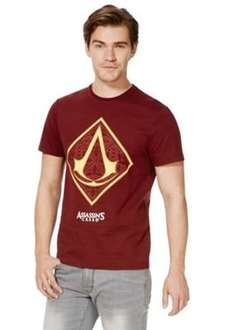 Assassin's Creed T-Shirt (Sizes XS - XXXL) £5.00 Click & Collect @TescoDirect