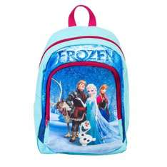 Disney Frozen Backpack £2 @ smyths (free click and collect)