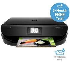 HP Envy 4523 Wi-Fi All-in-One Printer + 3 month instant ink - was £44.99 now £29.99 @ Argos (C&C)