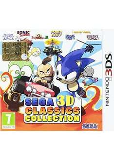 SEGA 3D Classic Collection (3DS) at Base for £17.99