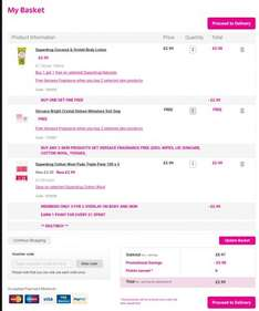 Add Any 2 Superdrug Naturals (BOGOF)+ add another skincare product equivalent or less than the first one and get all 3 for the same price (example given in description) minimum spend £2.99 online and Instore @Superdrug