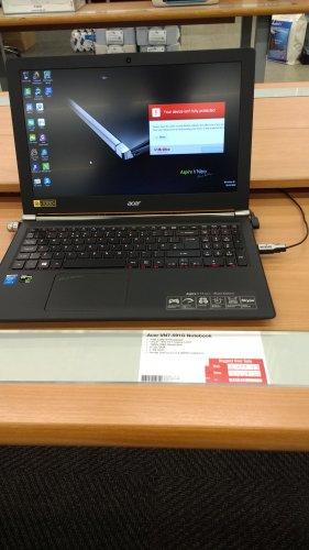 Acer Aspire V Nitro VN7-591G Laptop - £524.30 instore @ Staples Watford