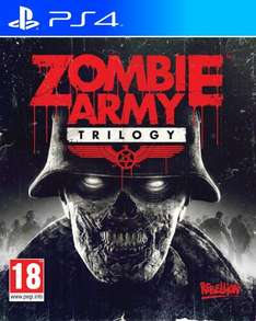 PS4 Zombie Army Trilogy - £7.99 on Playstation store (login required)