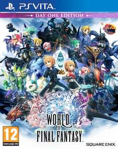 World of Final Fantasy - Day One Edition (PS Vita) £22.99 (New) @ Grainger Games