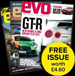 Free - EVO car magazine