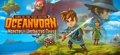 Oceanhorn: Monster of Uncharted Seas £5.49 @ Steam