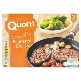 Quorn Steaks , 2 for £2 @ Asda
