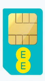Mobiles.co.uk EE 12m SIMO £16.99 7GB @ £8.50 P/M after cashback = £203.88