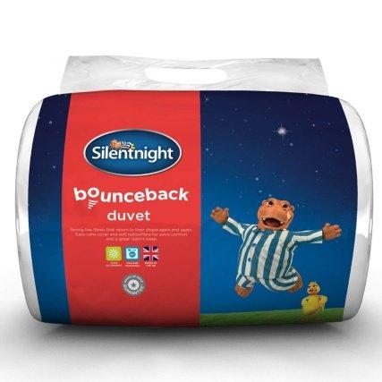 Silentnight Bounceback 10.5 Tog Duvet King Size Was £10 Now £1 instore @ B & M