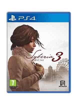 Syberia 3 (PS4/XB1) £28.85 preorder @ Base