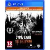 Dying Light The Following Enhanced Edition (PS4) £12.74 @ 365 games