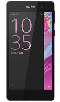 Sony Experia E5 @ £85 (normal price £130) at Vodafone