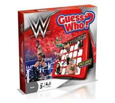 WWE Guess who - £11.99 @ Argos
