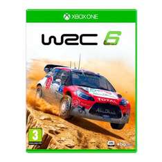 WRC 6 £15.00 (In Stock for Delivery) @ Smyths