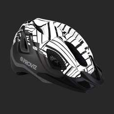 REFLECT360 Bike Helmet (Has two integrated LED lights) was £79.99 now £39.94 delivered using code @ Proviz Sports
