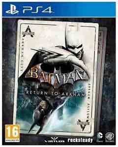 Batman return to arkham (PS4) £14.85 @ ebay via boss deals