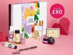 M&S Mother's Day Beauty Box- FREE With A £30 Beauty Spend
