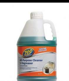 ZEP COMMERCIAL ALL PURPOSE CLEANER & DEGREASER, 5 L £1.00 @ B&Q
