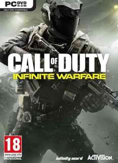 Call of Duty: Infinite Warfare (PC) £9.99 prime (+£1.99 non prime) Amazon