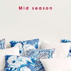 Zara Home Mid Season Sale .. 50% off