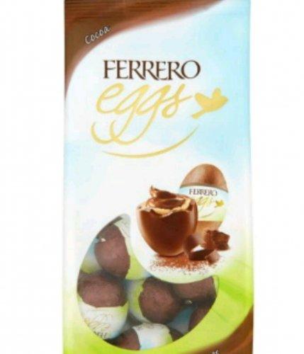 Ferrero mini eggs (10 in pack) £1.09 Heron Foods