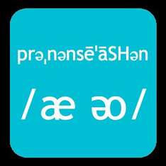 English Pronunciation Quizzes - Free (was £0.99) @ Google Play Store