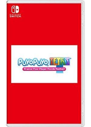 Puyo Puyo Tetris (Nintendo Switch) - £30.85 @ base.com