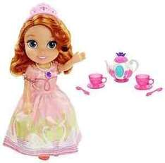 """Sofia the first 12"""" doll and accessories now £7.99 free delivery @ Argos eBay"""