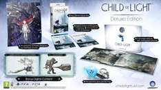 Child of Light Deluxe Edition (PS4/PS3 cross buy) £7.49 @ GAME