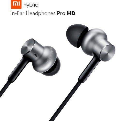 Xiaomi In-ear Hybrid Pro Earphones With Triple Drivers ( 2 Dynamic Drivers + 1 Balanced Armature ) £18.35 @ Gearbest